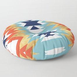 Patchwork No.1 Floor Pillow