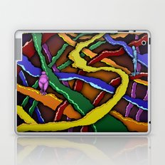 Will our paths EVER cross again? Laptop & iPad Skin