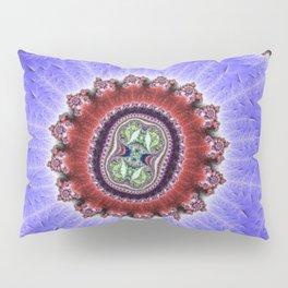 Fractal Hourglass Pillow Sham