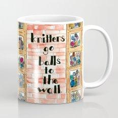 Balls to the Wall Mug