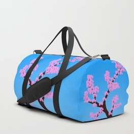 A sign of Spring Duffle Bag