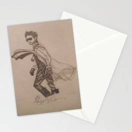 Jared Leto. Stationery Cards