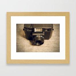 (Our) Holga. Framed Art Print