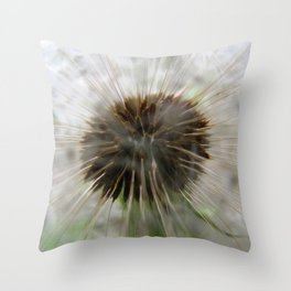The Seed Maker Throw Pillow