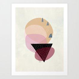 Sun 02 Art Print