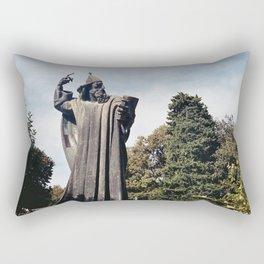 Gregory of Nin, Split Rectangular Pillow