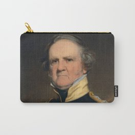General Winfield Scott Painting - Robert Walter Weir Carry-All Pouch