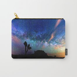 Colorful milky way Carry-All Pouch