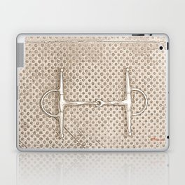 HORSE BITS III Laptop & iPad Skin