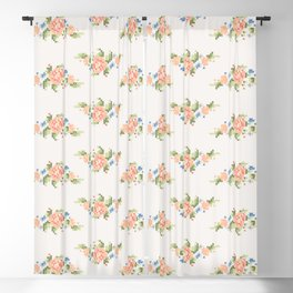 Kitsch never killed anyone Blackout Curtain