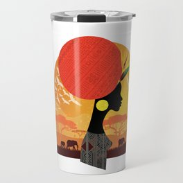 The Cradle of Civilization Travel Mug
