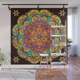 Mandala Exotica Wall Mural