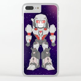 Megatron S2 Clear iPhone Case