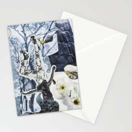 The Hanged Man Stationery Cards