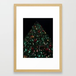 Jingle bells Framed Art Print