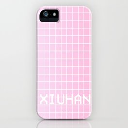 XIU HAN iPhone Case