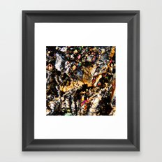Basalt Framed Art Print