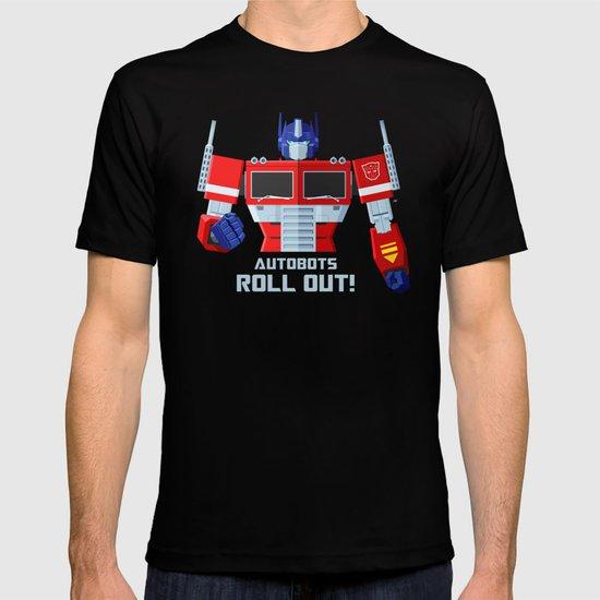 Autobots, Roll out! (Optimus Prime) T-shirt