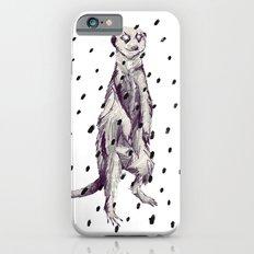 Meerkat in the Rain Slim Case iPhone 6s
