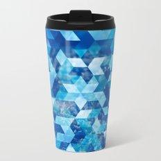Cold Snowflake Metal Travel Mug
