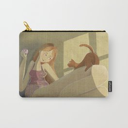 Me & my kitty Carry-All Pouch