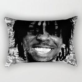 SOSA (BLACK & WHITE VERSION) Rectangular Pillow