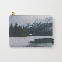 Spray Lakes, Canmore VI Carry-All Pouch