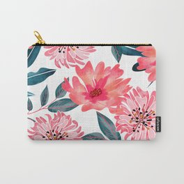 Yours Florally Carry-All Pouch
