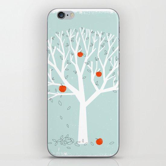 Apple Season iPhone & iPod Skin
