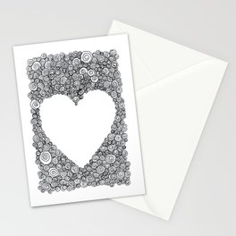 Spirals Stationery Cards