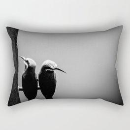 Two Bee-eater  Rectangular Pillow