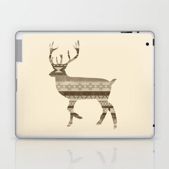 Native Deer Laptop & iPad Skin