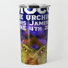 The Roaring Psychedelic Octopus Travel Mug