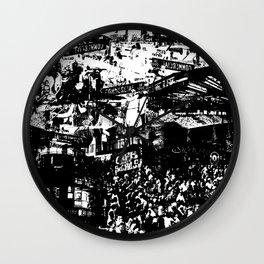 Commercial Drive (XL) Wall Clock