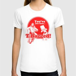 T BAG - MR. T PARODY T-shirt