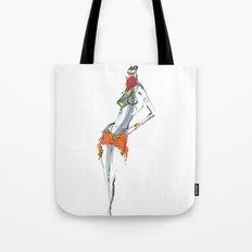 Dance for me Tote Bag