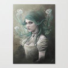 Victoria Van Violence Canvas Print