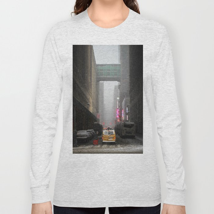 Snow Empire - NYC Long Sleeve T-shirt