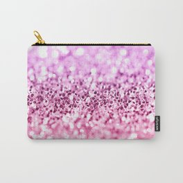 Glamorous Glitter  Carry-All Pouch