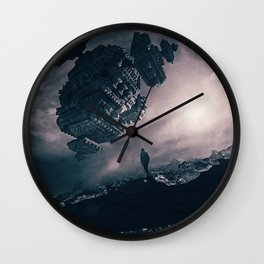The Structure Wall Clock