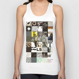 SOUL_Collage Unisex Tank Top