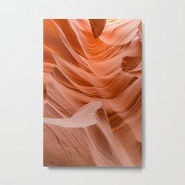 Lower Antelope Canyon Utah, United States Metal Print