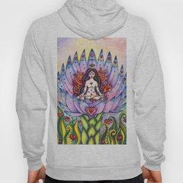 Lotus Goddess Hoody