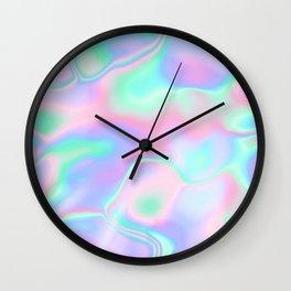 Holograph Wall Clock