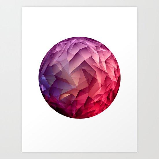 Spring Equinox 2012 Art Print