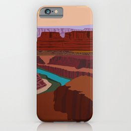 Magnificent Canyonlands National Park, Utah iPhone Case