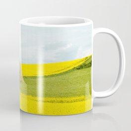 One Tree Hill landscape photograph Coffee Mug