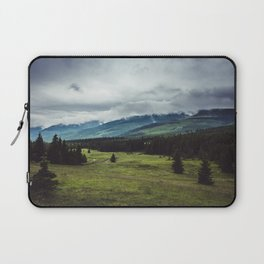Mountain Trail - Landscape and Nature Photography Laptop Sleeve