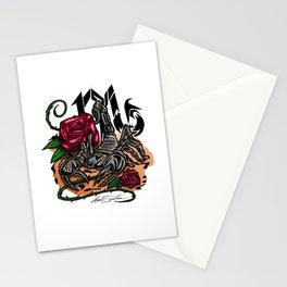 Scorpio - Zodiac Stationery Cards
