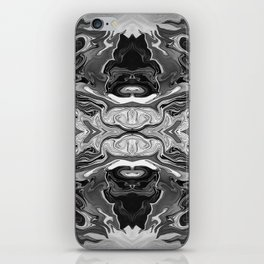 Arezzera Sketch #824 iPhone Skin